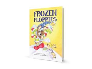 Floppy Book 3D-book
