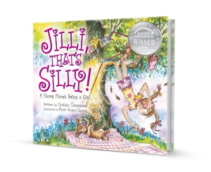 Jilli thats Silly-3D-book