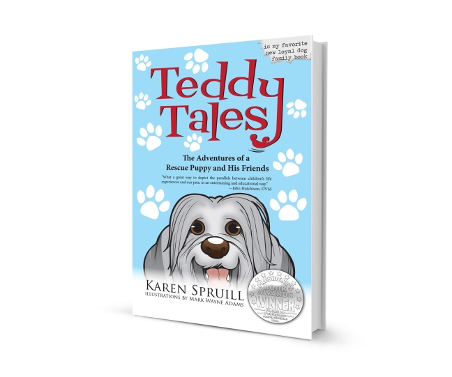 Summer Reading List Teddy Tales The Story Of A Rescue Puppy