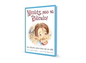 Nicolás, ¡eso es ridículo!-3D-Book-72DPI
