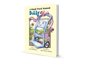 A Hand Truck Named Dolly 3D-book