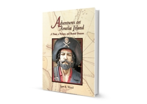 Adventures on Amelia Island 3D-book