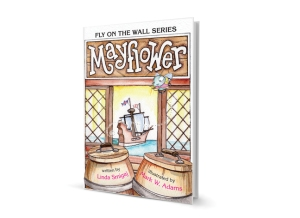Mayflower-Fly on the Wall Series-3D-book