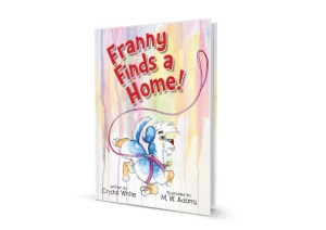 Franny's Finds a Home 3D-book