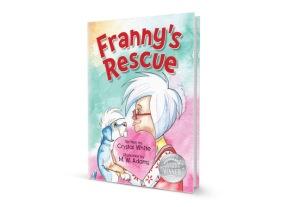 Franny's Rescue 3D-book