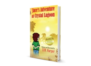 Jaces Adventure at Crystal River-3D book-www.mwa.company