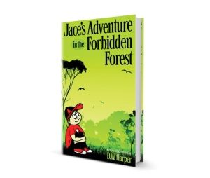 Jaces Adventure in the Forbidden Forest-3D Book-www.mwa.company