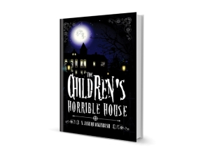 The Childrens Horrible House 3D-book
