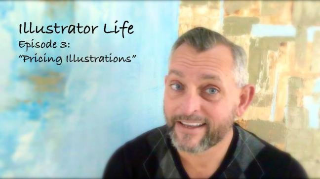 Illustrator Life Episode 3-www.markwayneadams.com
